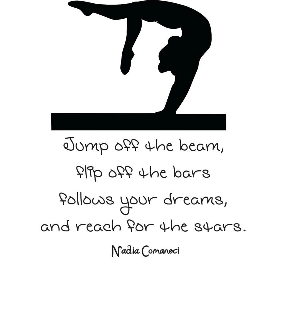 530552d3 gymnastics quotes - Google Search | It's a gymnast thing ...
