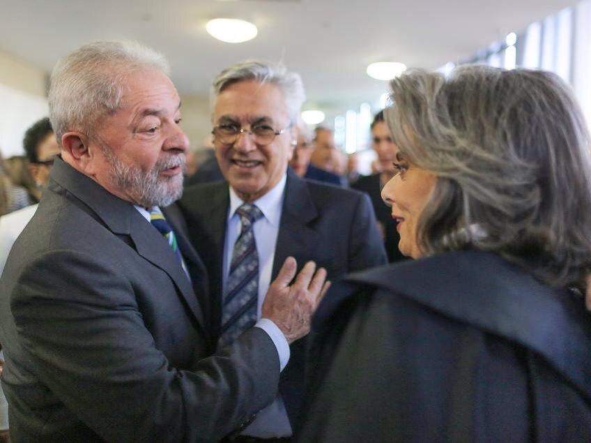 Nomeação de Carmem Lúcia para presidência do STF - 12.09.16