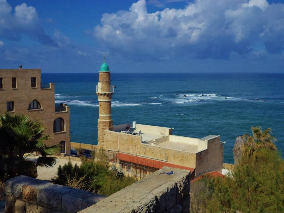 The CIty of Old Jaffa