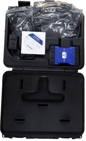 The Sdt 2 Is The Newest Diagnostictool For Suzuki Vehicles It Is Significantly Faster Than Previous Tools And Offers Ne Diagnostic Tool Carrying Case Suzuki