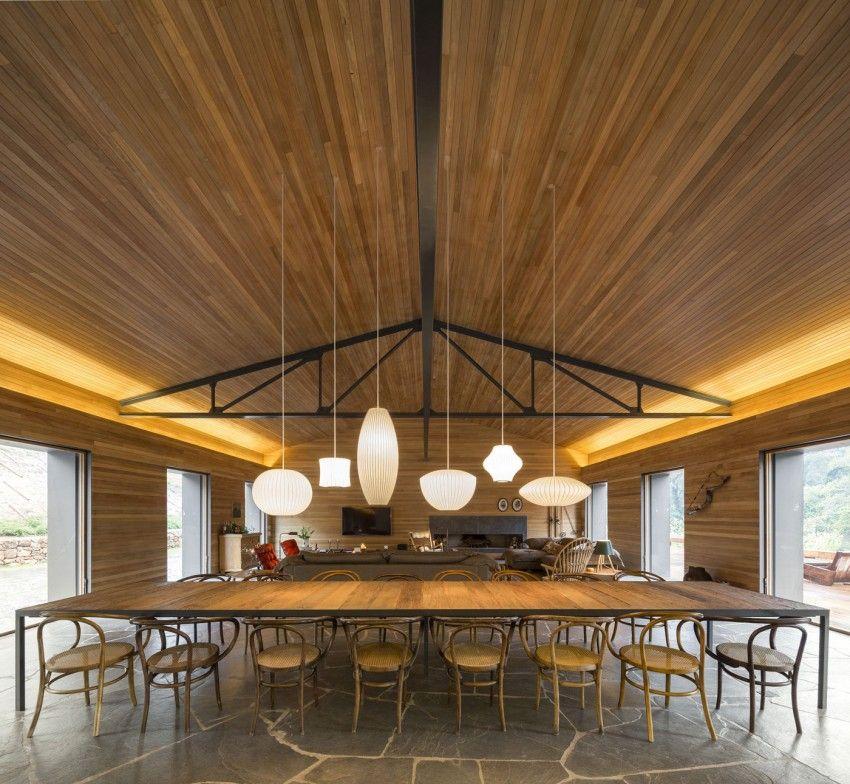Casa mororo by studio mk also interiors architecture and house rh pinterest