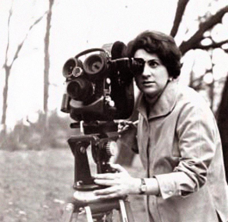 Margot Benacerraf Nevada National Parks Caracas Film Director