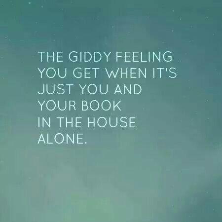 That's one of my favorite feelings.