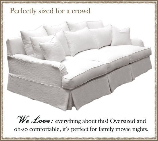 Oversize Sofa Google Search