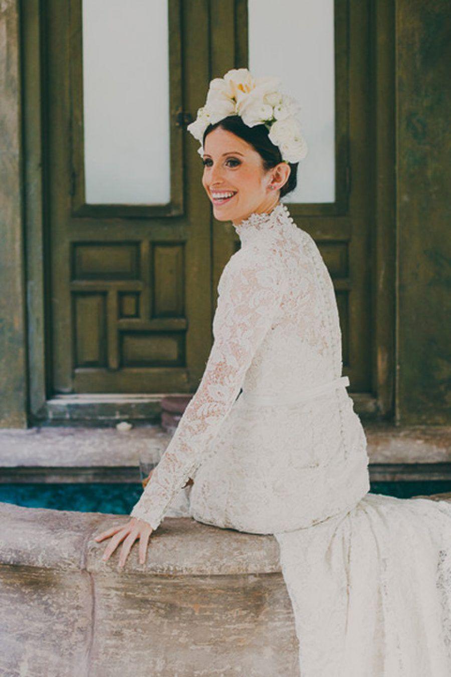 Jennifer Go - modern bridal designer Sydney