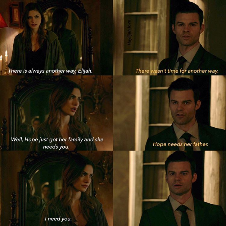 Theoriginals 4x08 Voodoo In My Blood Hayley And Elijah Looks