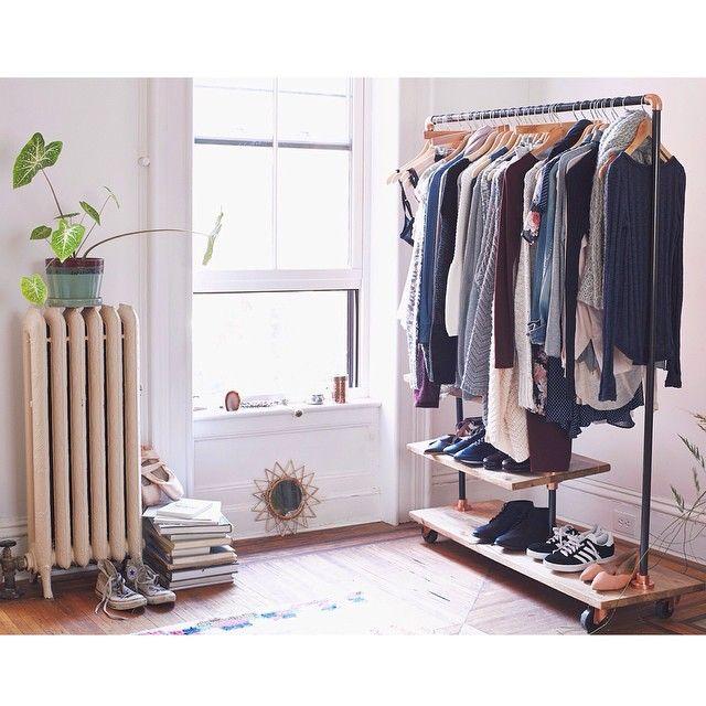 Put your favorites on display. #uoaroundyou #closet #rollingrack #clothingrack #urbanoutfitters #Padgram