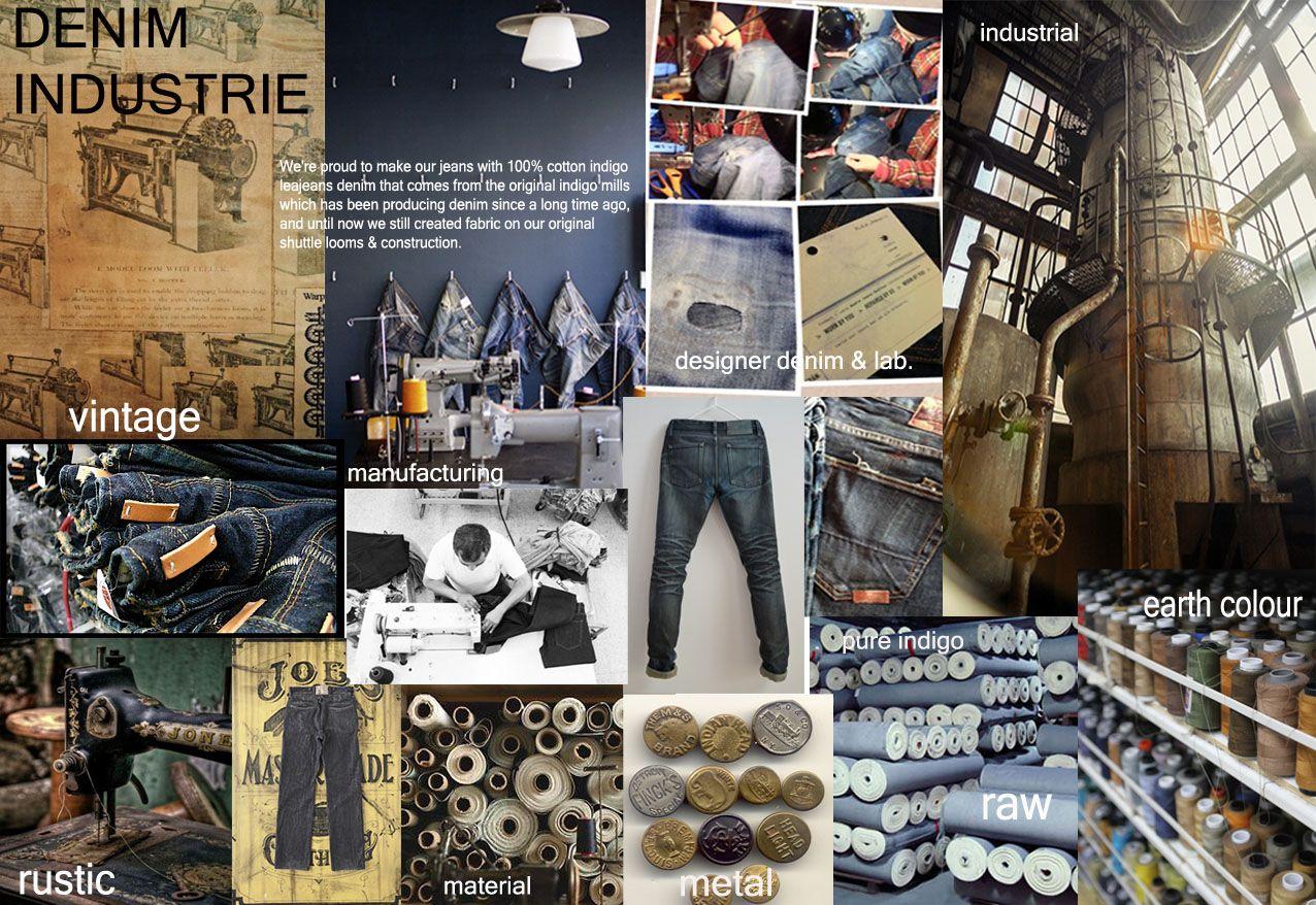 Denim Industrial, vintage, old machine, rustic, raw , inspiring, never stop