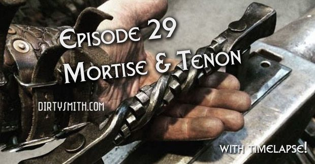 Steel Mortise and Tenon