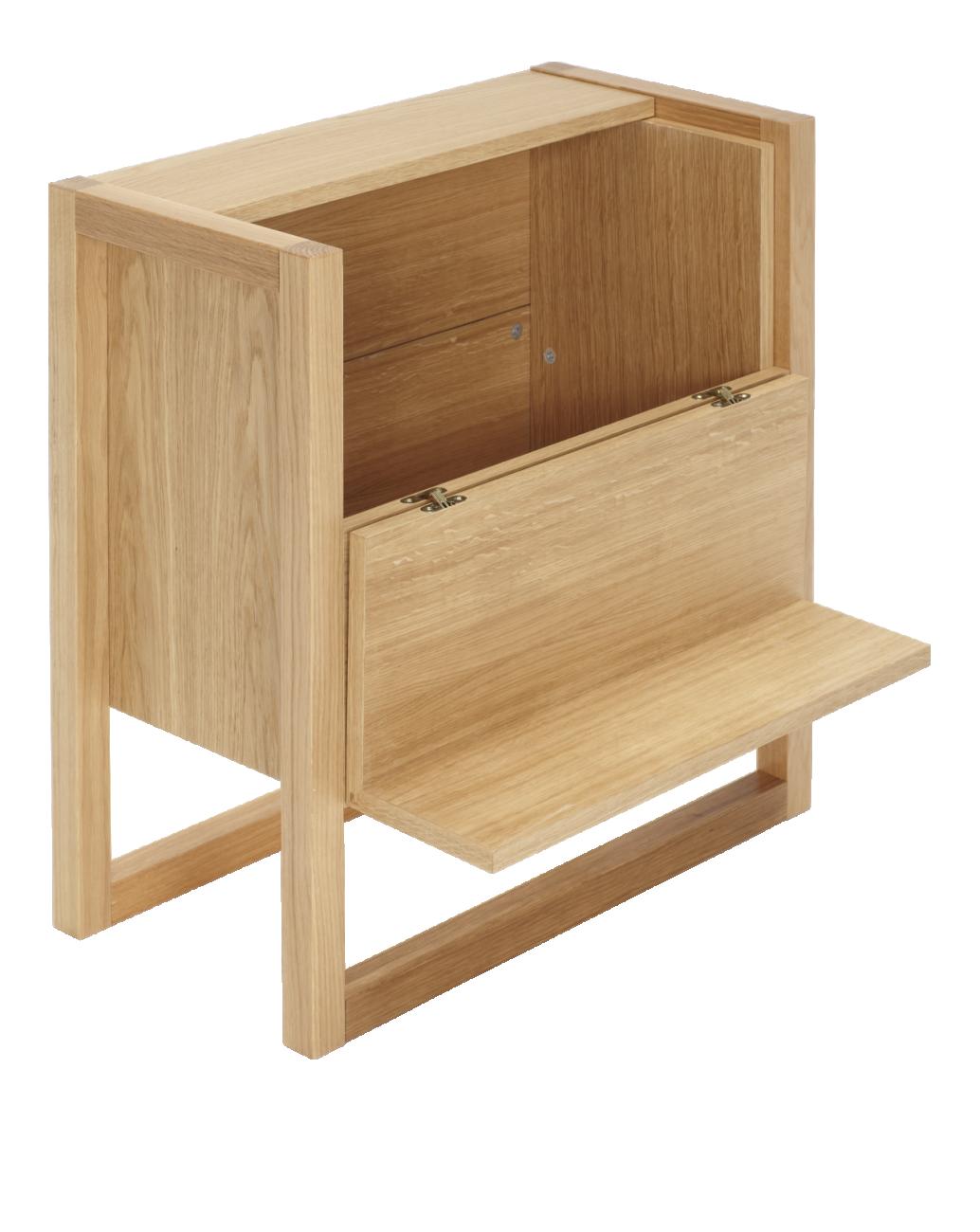 Habitat Atwood Mini Bar Avec Rangement Muebles Plegables Decoracion De Muebles Muebles Inteligentes