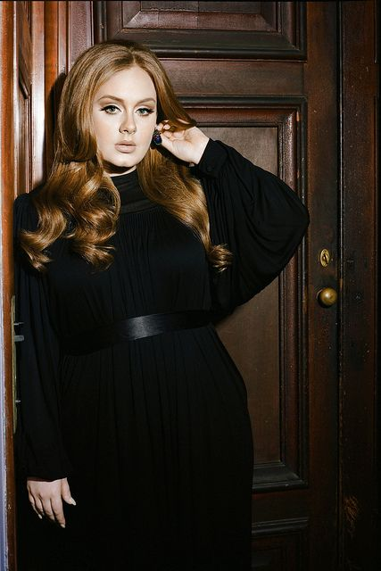 Adele New by stefu_laura, via Flickr