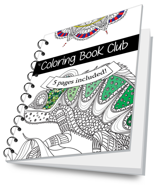 Try your hand at some simple paper craft and make a diy coloring ...