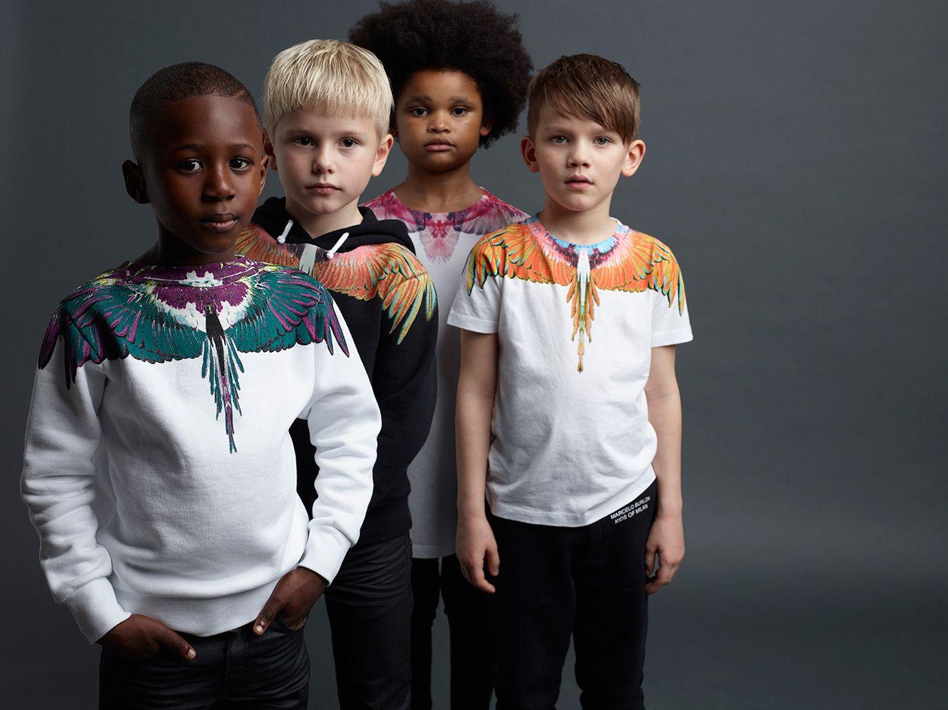 cbd483b49330 Kid s Wear - Marcelo Burlon Kids of Milan AW 2015 16
