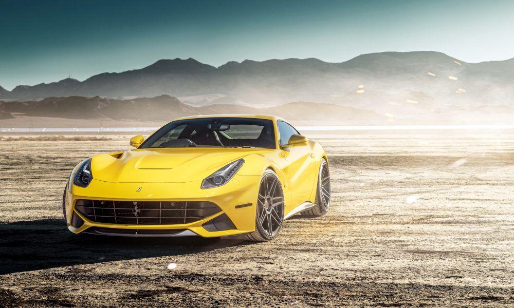 Ferrari F12 Berlinetta 4k Wallpaper Hd Con Imagenes Coches Y