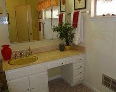 Paintdecor Ideas For Harvest Gold Bathroom Now The Bathrooms - Gold bathroom paint