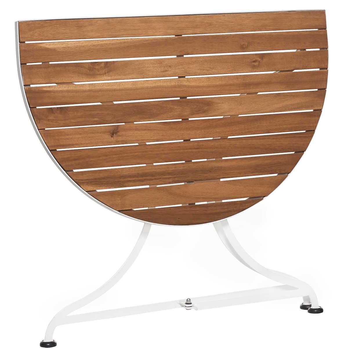 Parklife Balkon Tisch Halbrund Klapptisch Tisch Und Klapptisch