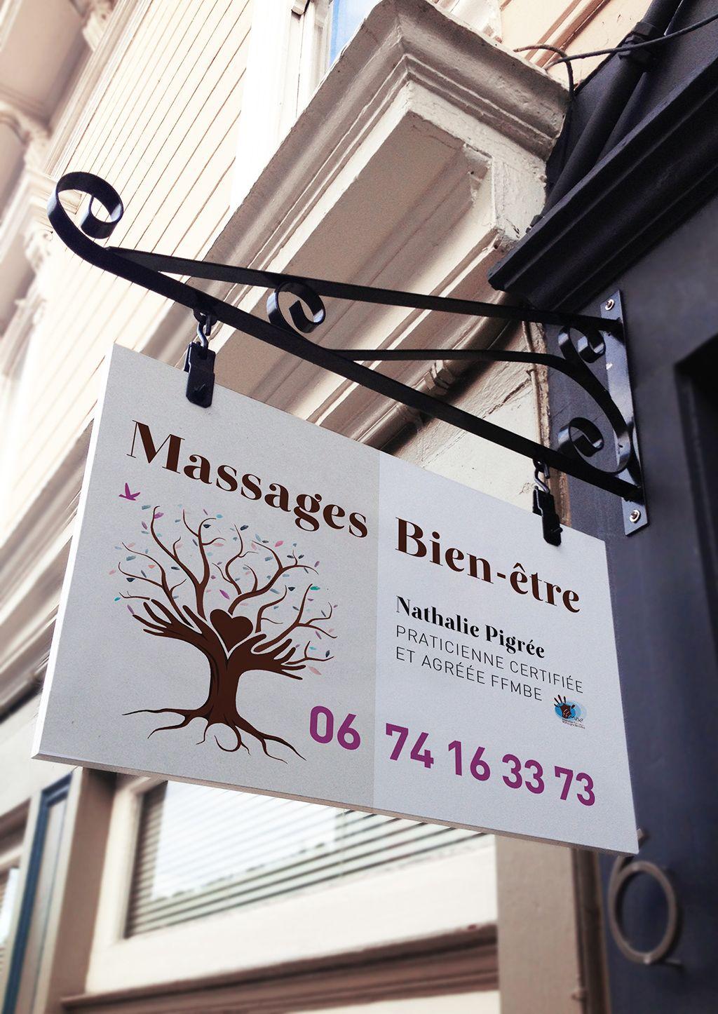 Communication Pour Du Massage Bien Tre Manon Cornaud