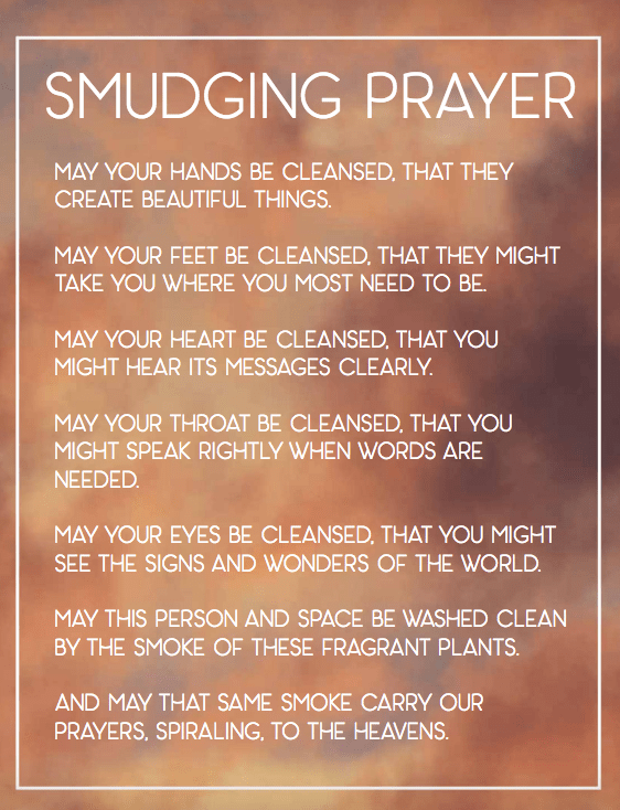 How To Smudge Your House The Herbal Homestead Magazine Smudging Prayer Spiritual Cleansing Smudging