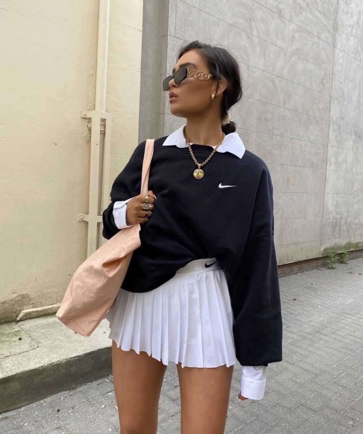 Lissy Roddy In 2020 Tennis Skirt Outfit Cute Casual Outfits Fashion Inspo Outfits