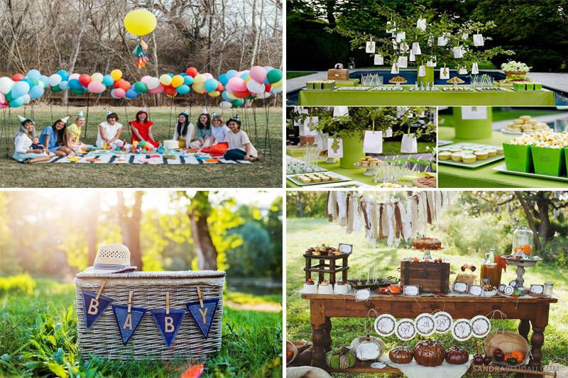decoracion para baby shower en parques baby shower ForDecoracion Parques