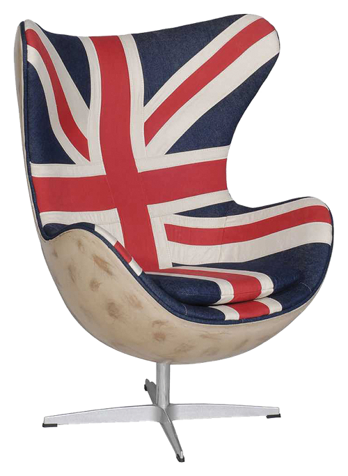 Game On: Union Jack Furniture Gives A Nod To The UK