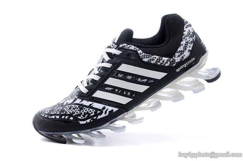 uomini è adidas springblade guidare scarpe bianco nero mimetico 40 45