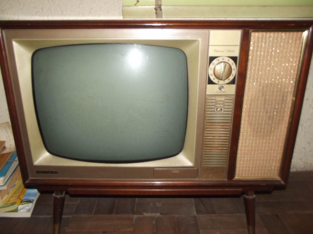 Espectacular televisor antiguo 9171 mlc20012885042 112013 for Utensilios modernos