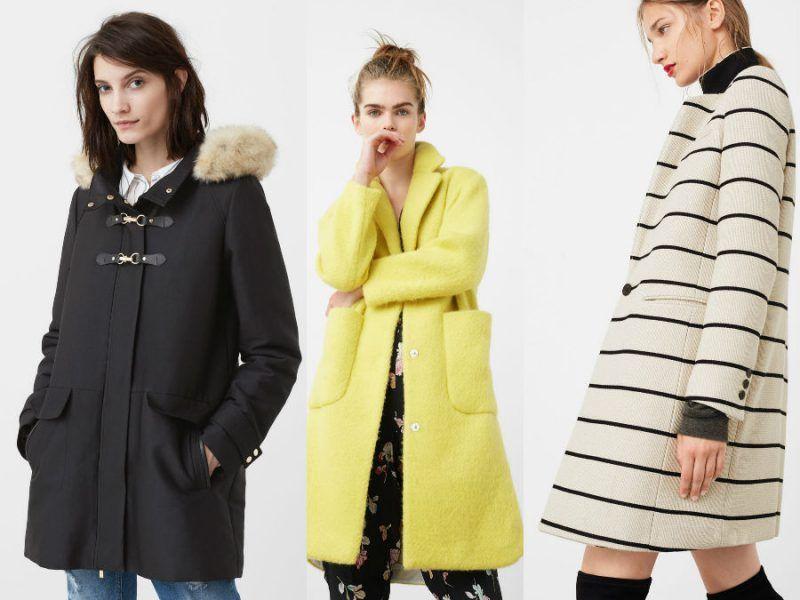Manteau d'hiver femme 2017