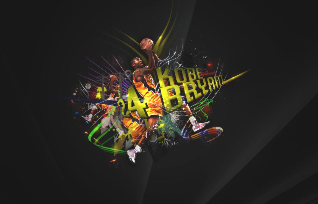 Kobe Bryant LA Lakers 24 HD Image Wallpaper Kobe Bryant