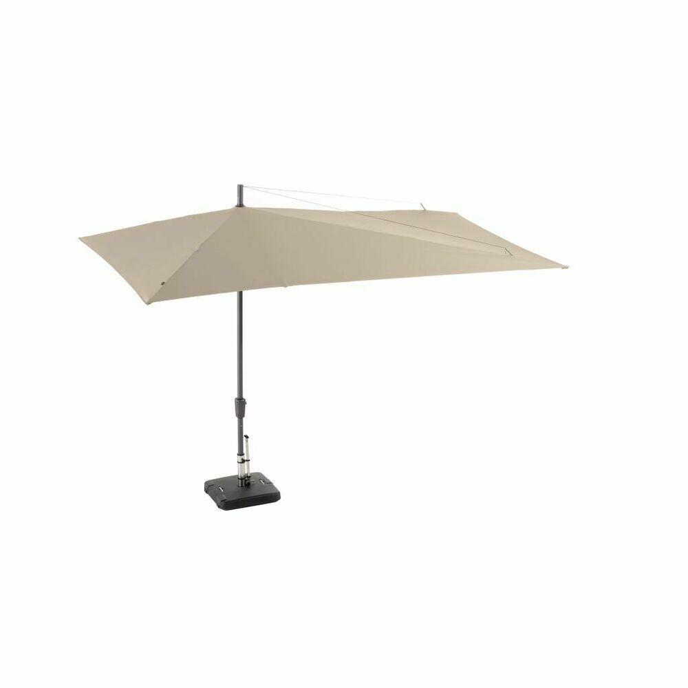 Ebay Sponsored Madison Parasol Asymmetric Sideway 360x220 Cm Ecru Pare Soleil Jardin Terrasse Parasol Suspendu Parasol Toile Solaire