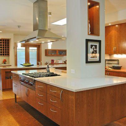 Mid Century Kitchen Design Ideas, Mid Range Kitchen Cabinets