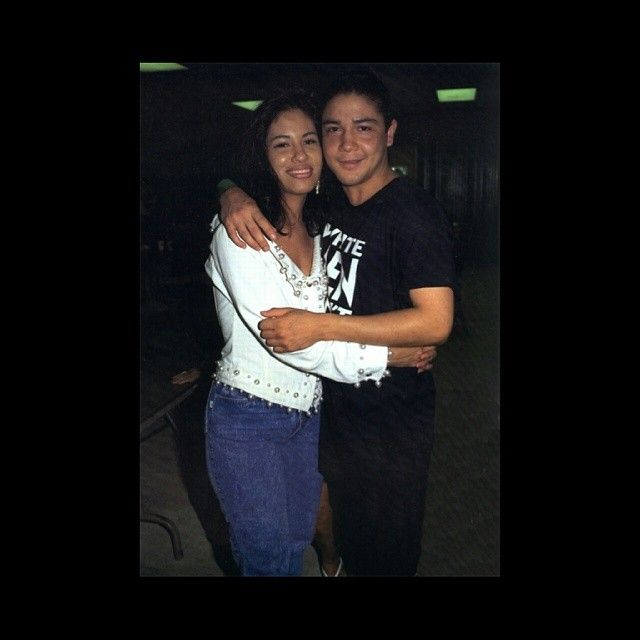 selena quintanilla and chris perez relationship