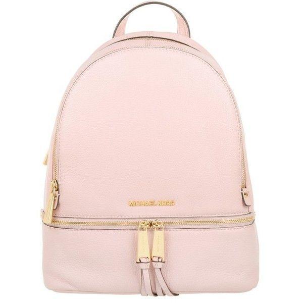 Michael Kors Shoulder Bags, Rhea Zip MD Back Pack Blossom Handbag ...