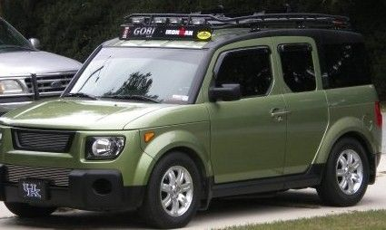 Honda Element Owners Club Forum Honda Element Honda Gobi Rack