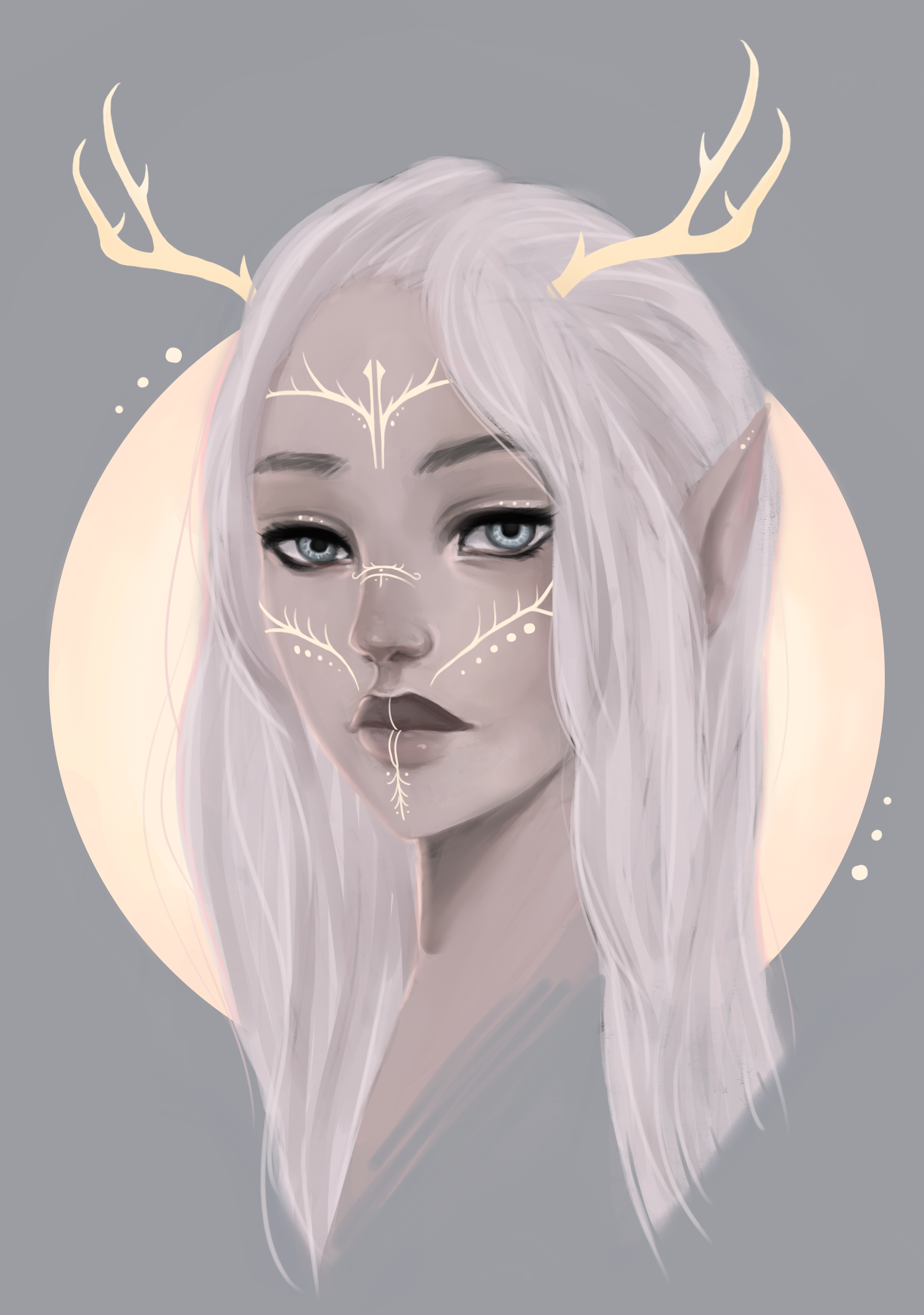 Lavellan By Ettesore Digital Art Girl Art Girl Drawings