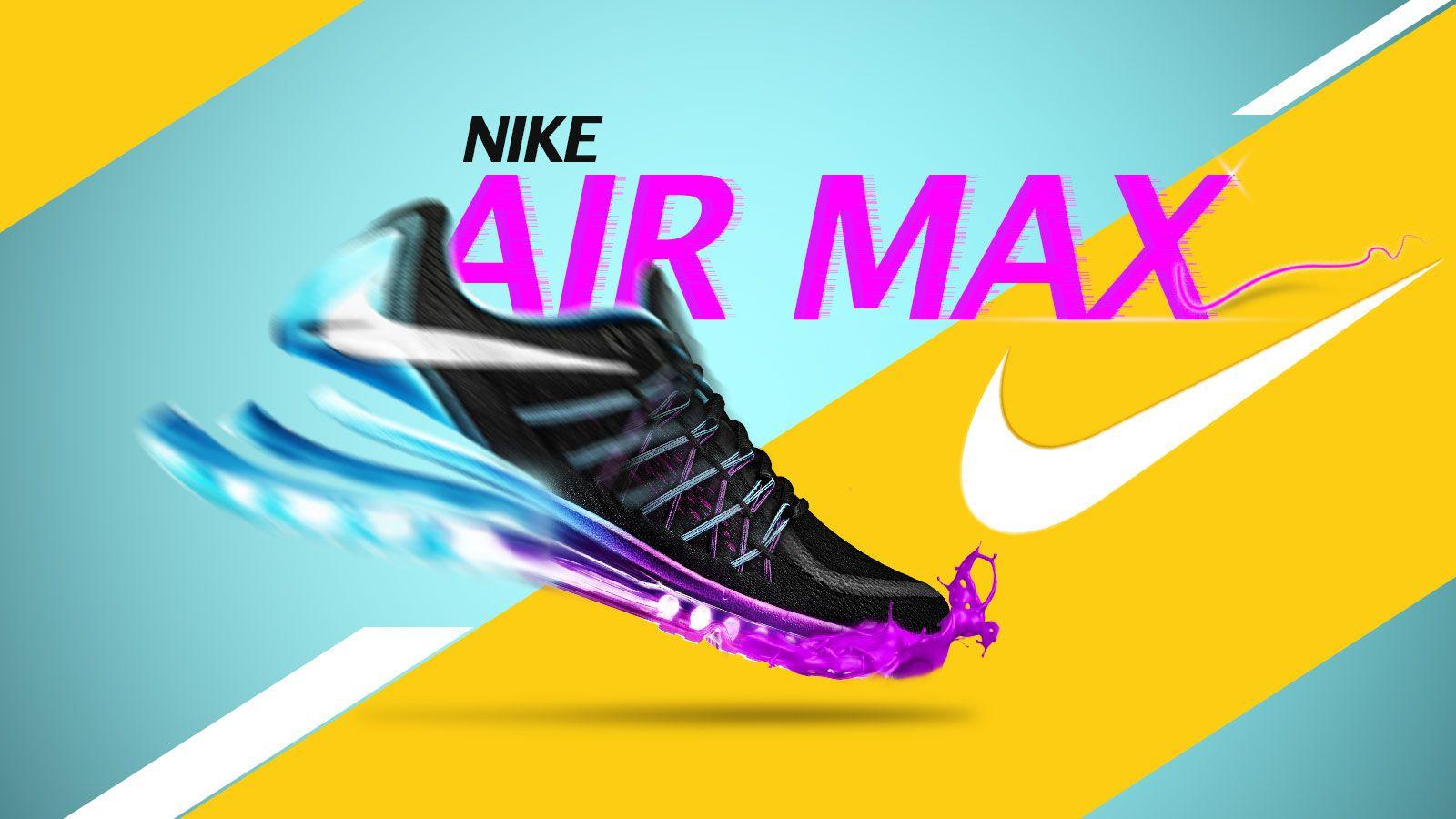 Behance For You Nike air max, Nike air