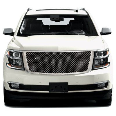 Chevy Tahoe 2015-2019 Front Grill Chrome Mesh | Nice rides