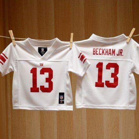 best website dc146 da45d low price infant odell beckham jersey 562bb e2188