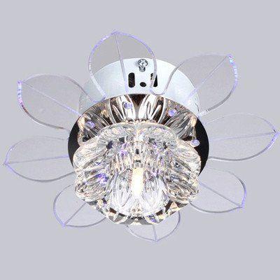 Product Image Ceiling Fan Chandelier Chandelier Fan Led