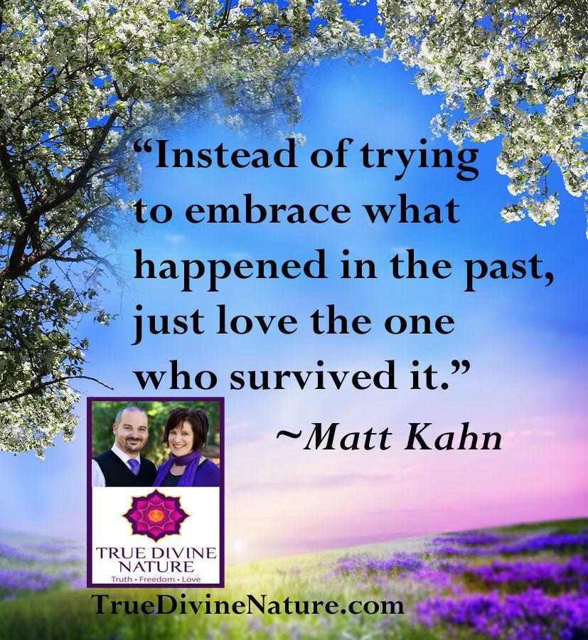Matt Kahn Quotes Alluring Favorite Quotes From Spiritual Teacher And Highlyattuned Empathic . Design Inspiration