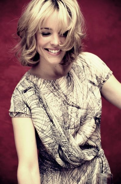 Love Her Hair And Dress Moh Rachel Mcadams These Are A Few Of My
