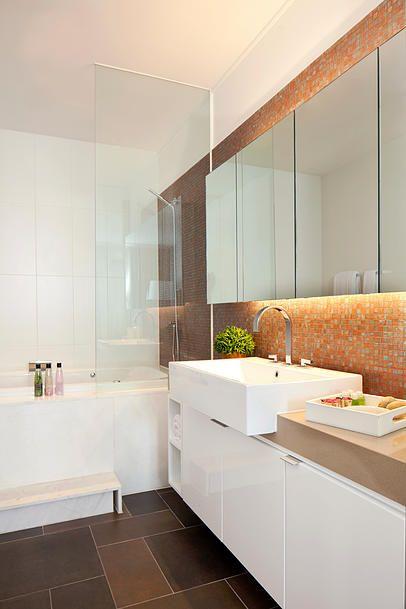 Master Bathroom Designed By K Lilia Interior Design #modern
