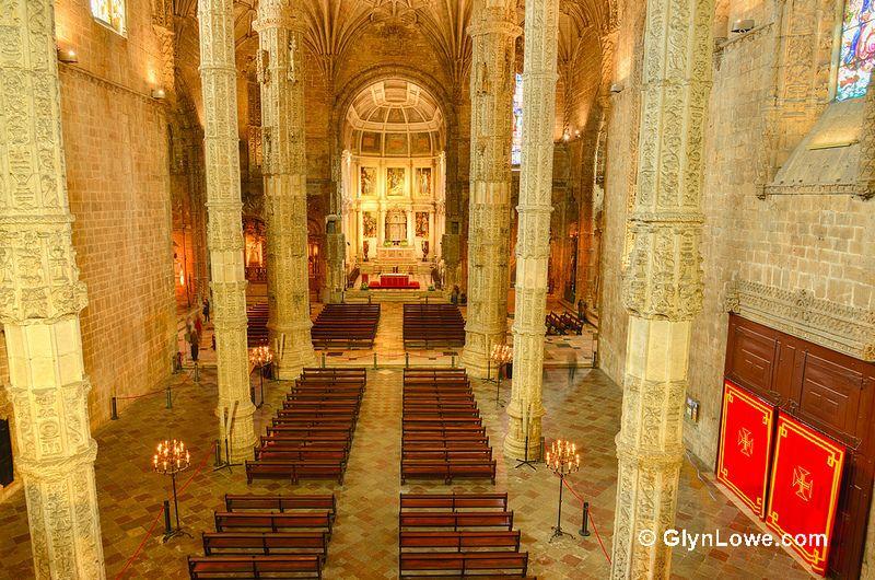 Monastery of Jeronimos - Mosteiro dos Jerónimos- Lisbon, Portugal
