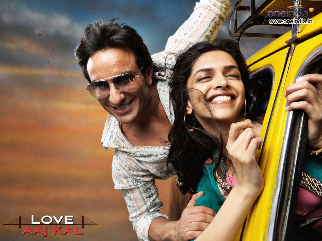 Love Aaj Kal Bollywood Saif Ali Khan Deepika Padukone Bollywood Music Latest Bollywood Songs Deepika Padukone Movies