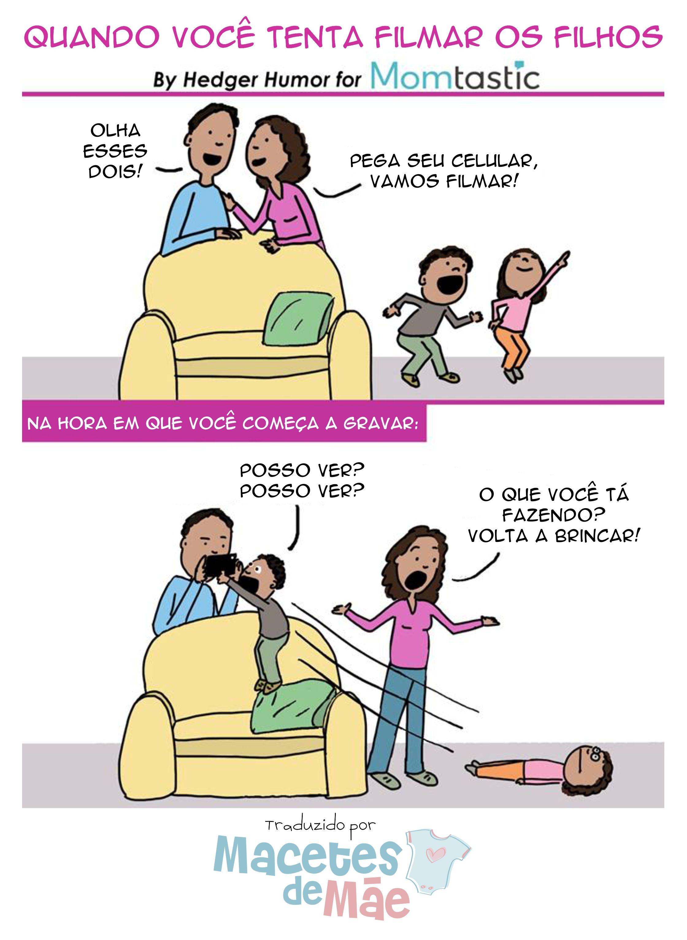 Humor Materno Coisas De Criancas