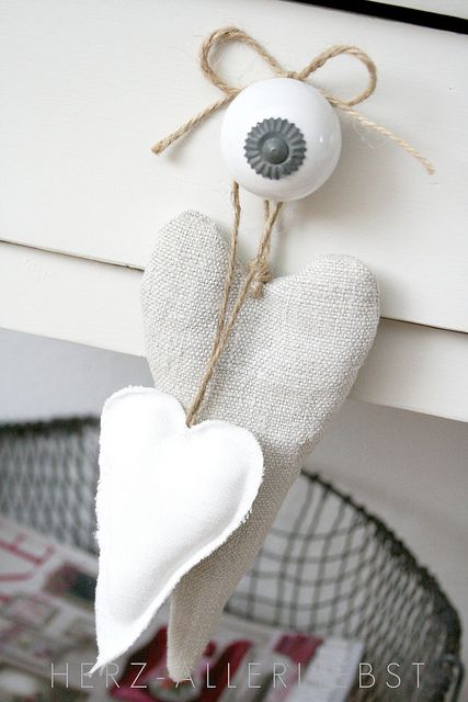 Hearts by herz-allerliebst, via Flickr