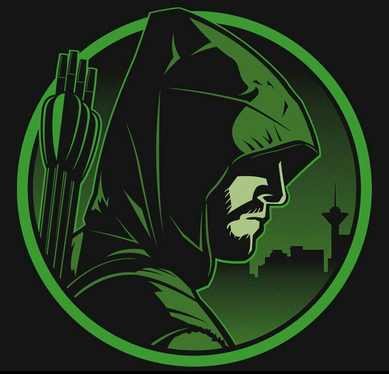 Green Arrow on the CW. Love this show!