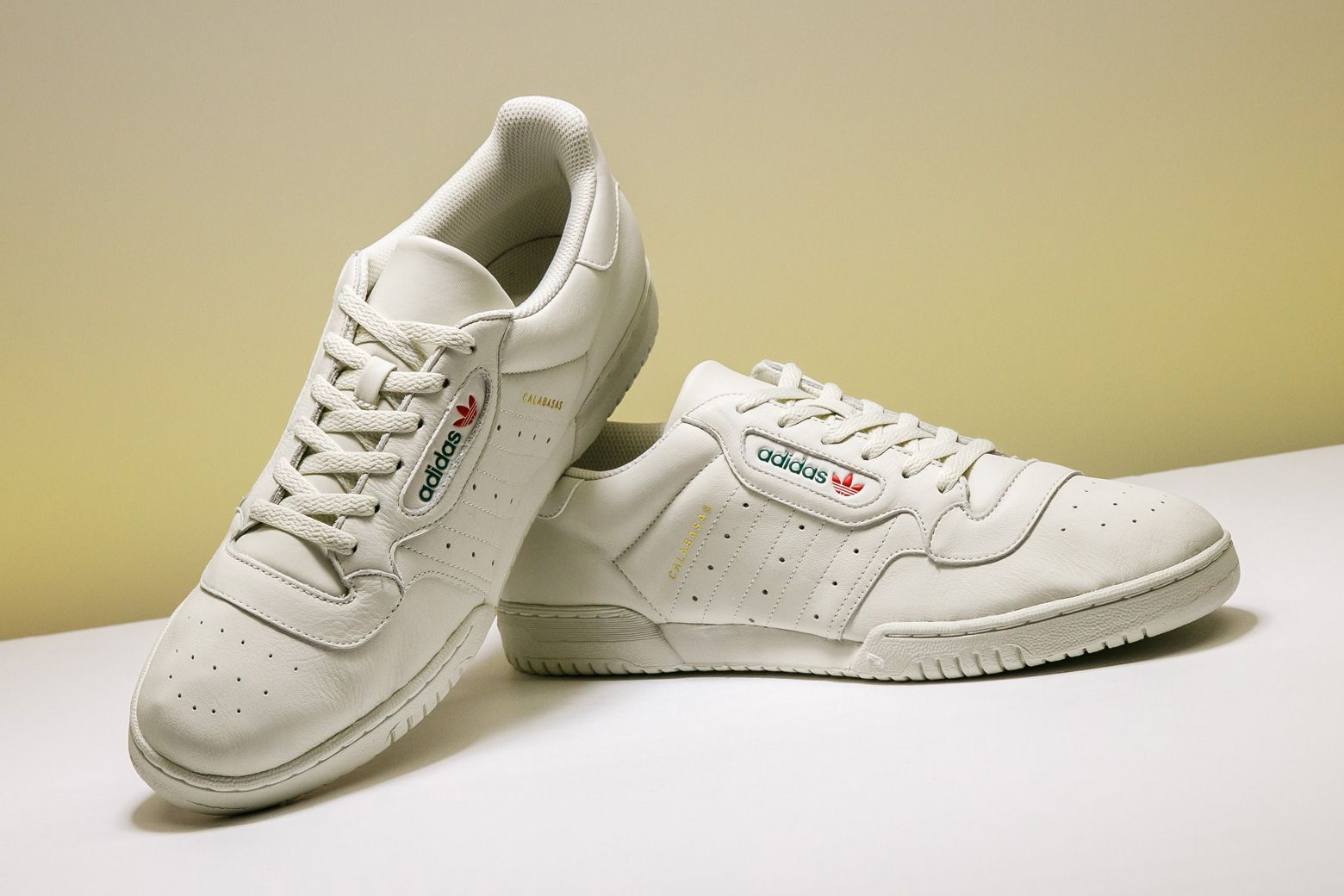 Simple and clean, the adidas Yeezy Calabasas Powerphase does away with the  bells and whistles