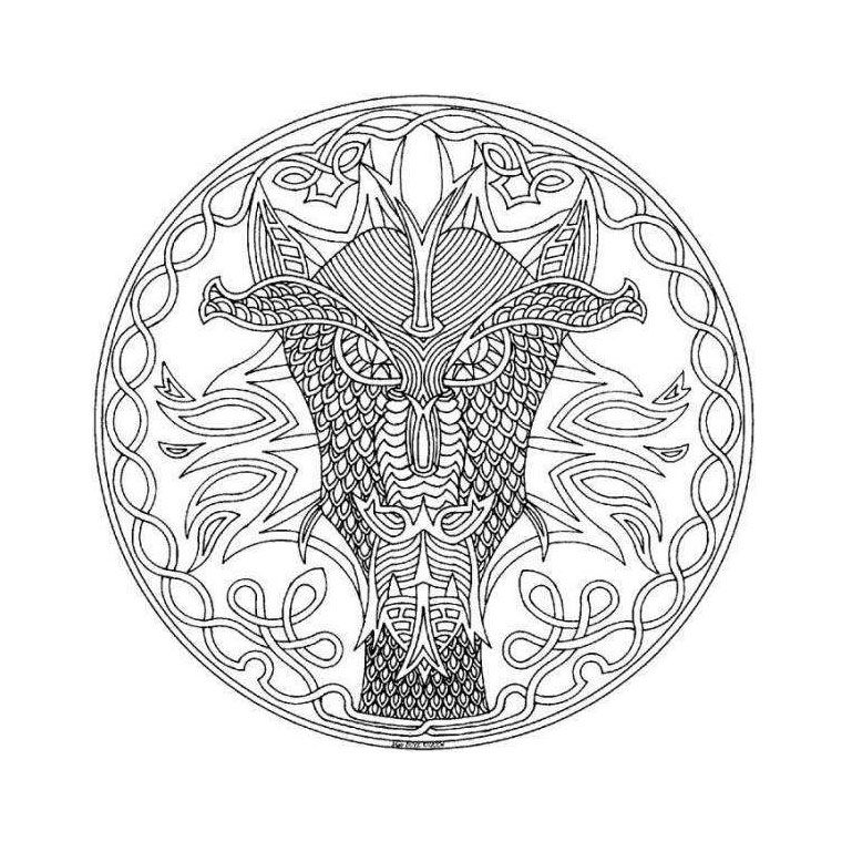 google images mandala coloring pages - photo#10