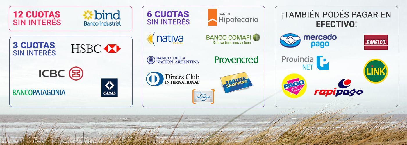 Banner Para Informar Sobre Los Medios De Pago En La Tienda